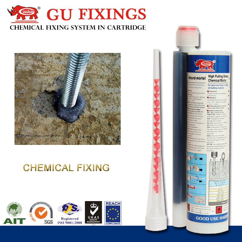 chemical anchor construction adhesive / anchoring epoxy / anchor bolt