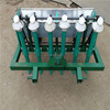 tractor mounted garlic machinery garlic seedling planter for sales