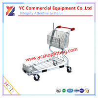 2016 Foldable shopping trolley shopping carts for seniors trolley foldable