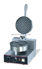 Commercial snack equipment waffle baker
