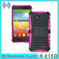 Best selling hybrid case for lg optimus 4x hd p880