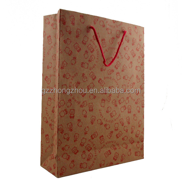 paper carrier bag,kraft paper bag,craft paper bag manufacturer