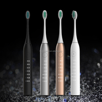 portable high quality rechargeable electric toothbrush