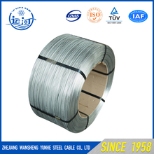 hot dipped galvanized GI wire 5mm electro galvanized steel wire 3mm