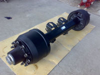 Three-wheel motorcycle rear axle Semi Trailer Axle