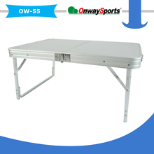 Compact low price China made small portable folding table OW-55