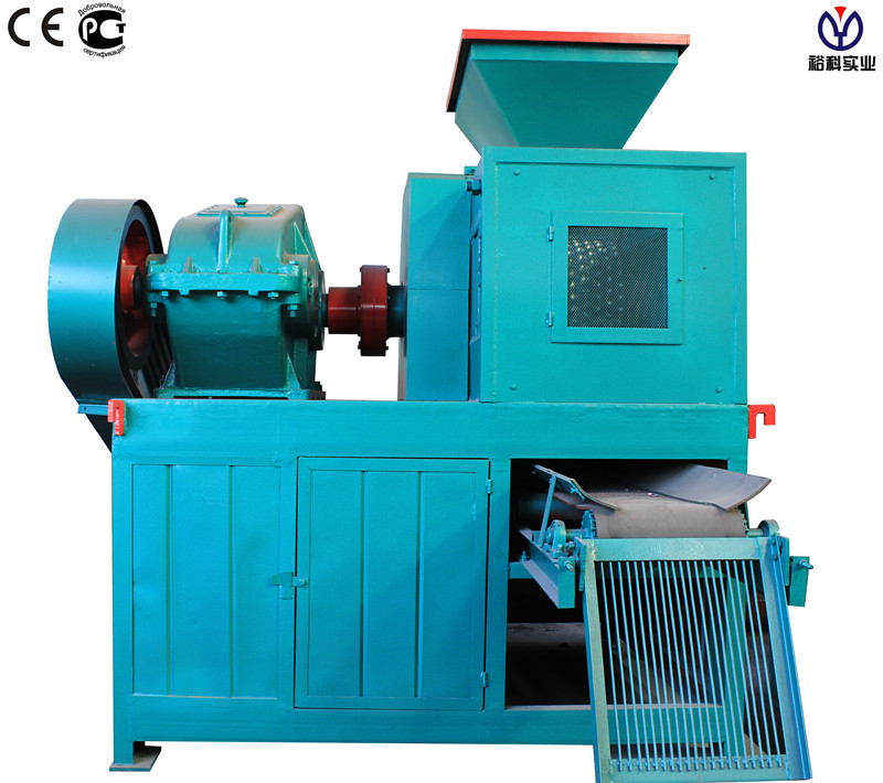 Shanghai Yuke 2014 New Design Coal dust and Solid Waste Briquetting machine/Briquette Machine/Briquetting Plant