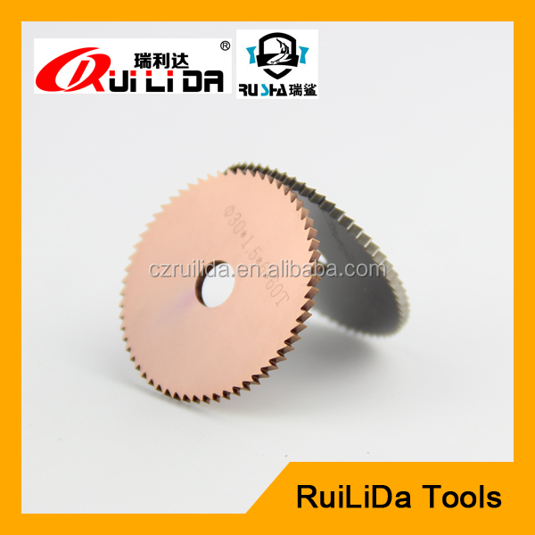 tungsten carbide steel acrylic cutting tct circular saw blade