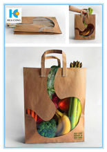 new products 2015 popular fruit paper bag