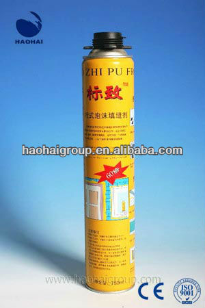 PU Sealant Construction Insulation Polyurethane Flexible Foam