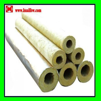 Mineral wool insulation pipe wrap manufacturer iso dnv for Rockwool pipe insulation prices