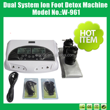 health care electric body cleanse ionizer foot detox machine with good quality