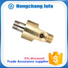 25A male female brass swivel flexible joint for pipe