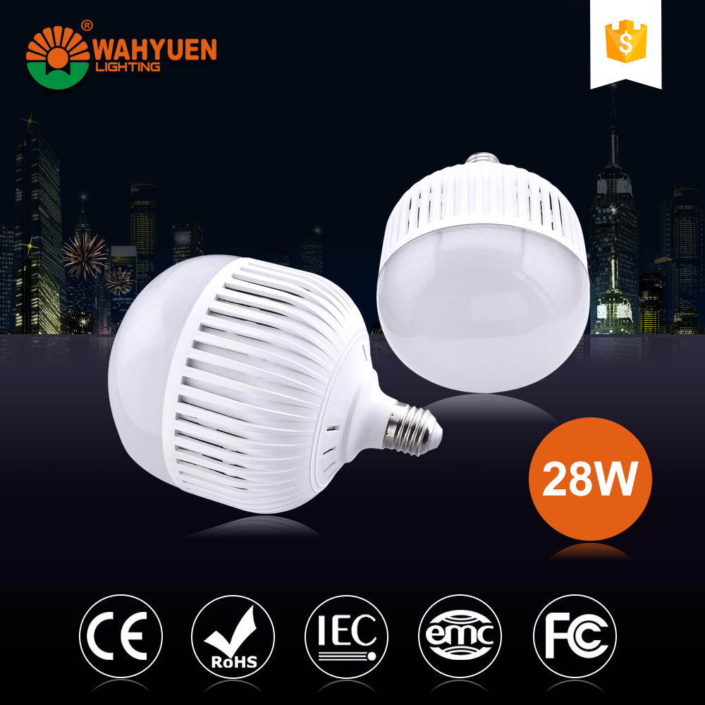15W 24W PC aluminum CE ROHS IEC electric bicycle light bulb