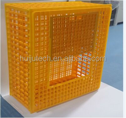 poultry cage for chicken duck solid poultry transport crate HJ-DN015