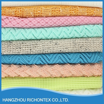 Technical Top Quality Wholesale Lace Curtain Fabric
