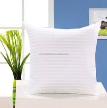 New Quality 18'' 45CM White Square Cushion Pillow Inner Pad Insert/feather cushion insert