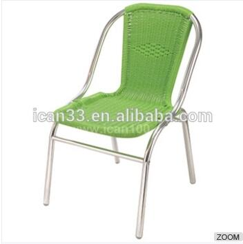 wholesale bistro wicker dining chairs