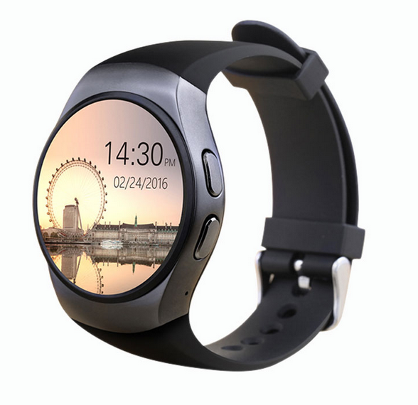 High quality 3G wifi bluetooth smart watch with heart rate monitor