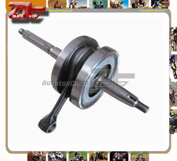 Good quality Motorcycle engine parts Crankshaft assembly For Piaggio 4T Vespa 4T Zip 4T