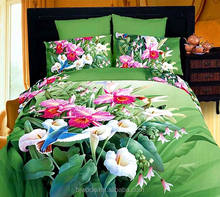 Duvet cover set type bed sheet bed in a bag bedding bed sheets and comforter