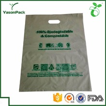 wholesale 100% biodegradable plastic shopping bags