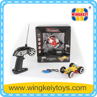 5CH Double Side RC Tumbler Stunt Car with Light RC Cars for Sale