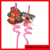 Bar Accessories Drinking Straw Spiral