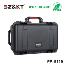 Electronic Equipment Plastic shockproof Tool case