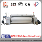 2017 China QINGDAO KSHUO brand KSA810 High speed air jet loom