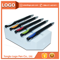 low price plastic disposable ballpoint pen making parts