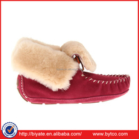 Women's Sheepskin Moxie Bootie Slipper