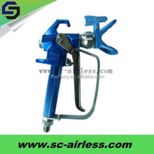Hot sale professional high pressure electric airless paint spray gun