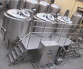 7bbl beer processing machine, beer equipment manufacturer