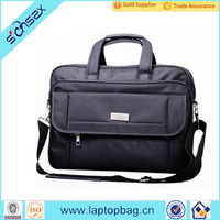 Hot selling laptop bag messenger bag with laptop compartment