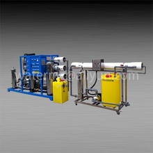 RO pretreatment system and RO host for water treatment