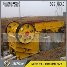 hand operated jaw crusher