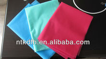 Top quality silk like nonwoven fabric