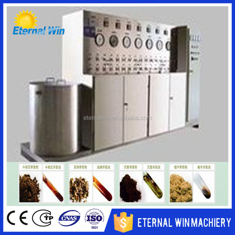 SPE supercritical co2 extractor CO2 Supercritical Fluid Extraction of Essential Oil