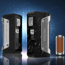 Hot Selling 100% Authentic Best 18650 and 26650 cells 100W 4300mAh GeekVape Aegis cheap box mods uk