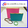silicone rubber makeup pochi bag