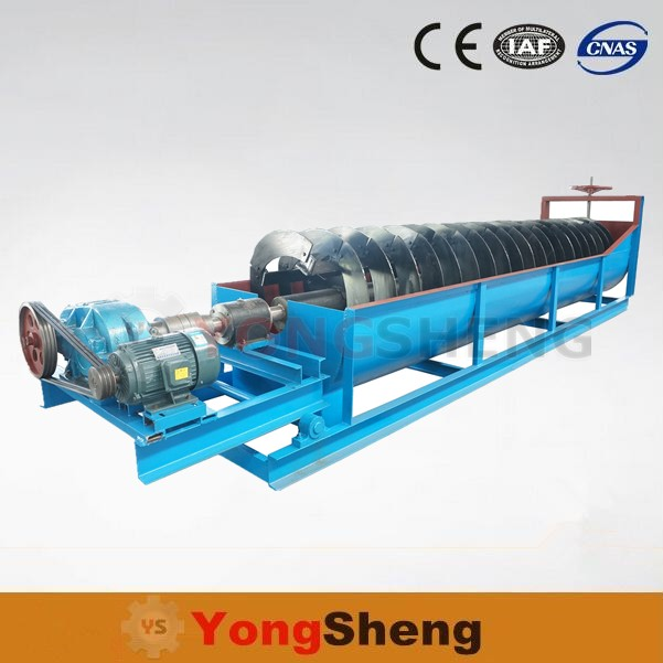 Mineral Sand Spiral Logging Equipment / Spiral Classifier Screw Cay Separator