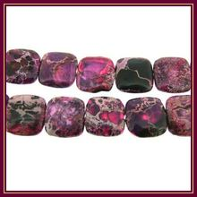 20mm square imperial jasper wholesale gemstone beads