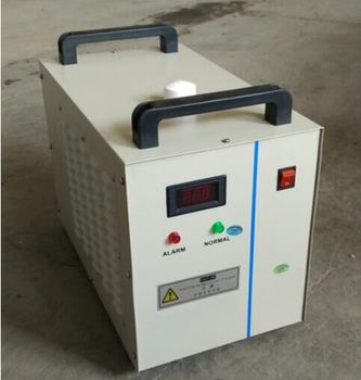 Mold process industrial water chiller