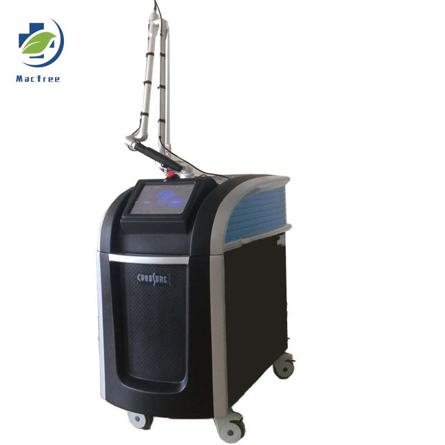 Factory price cosmetic clinic equipment pico second laser
