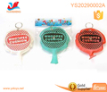 Novelty 2016 whoopee cushion with key ring new design natural voice changer fart toy party prank toys poo-poo bag