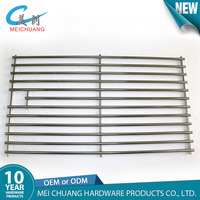Metal Oven Parts Clean Chrome Stainless Oven Rack