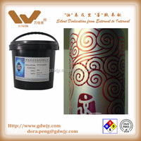 3880-04 High resolution photosensitive anti etching coating for metal etching protection