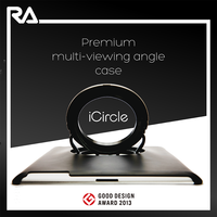 For iPad air rotatable rotation rotating for Apple iPad air multifunctional case For iPad air 2