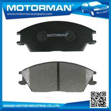 MOTORMAN 16 Years Experience 100% tested best service brake pad hi-q D440-7293 for HYUNDAI ACCENT II